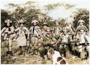 Bandieten in de sertão in de jaren 30. Beeld: Benjamin Abrahão